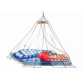 Basic Nature Classic Canopy Klamboe tent Mesh 850